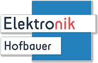 Logo Elektronik Hofbauer