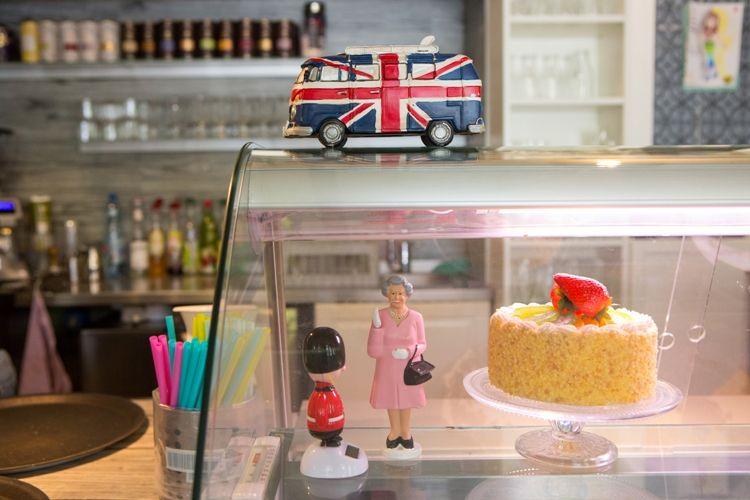 Portfolio Café Little Britain